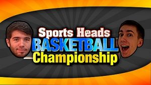 Sports head basketball