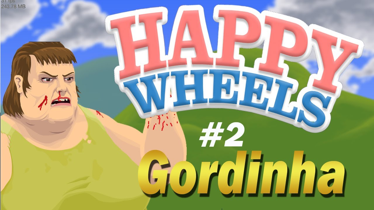 Play Happy wheels 2 game