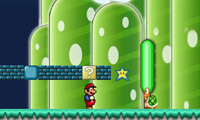 Play New Super Mario Bros 2
