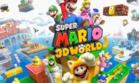 Play Super Mario 3D World