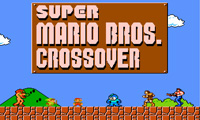 Play Super Mario Crossover