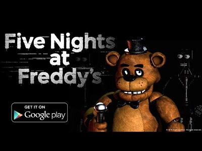 Play Five nights at freddy's